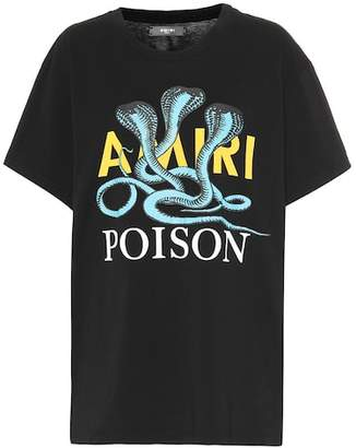Amiri Snake Poison cotton T-shirt