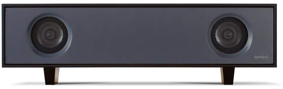 Symbol Audio Tabletop Hifi Speaker Cabinet