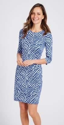 J.Mclaughlin Catalyst Dress in Tigereyes