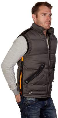 X-Ray Xray Men's XRAY Puffer Vest