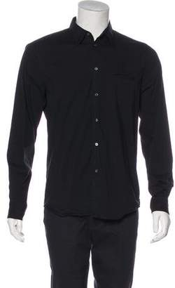 CNC Costume National Solid Dress Shirt