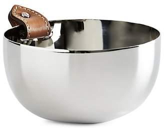 Ralph Lauren Wyatt Stainless Steel Nut Bowl