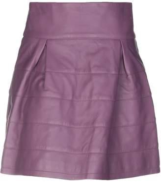Philipp Plein Mini skirts