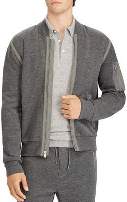Polo Ralph Lauren Knit Bomber Jacket