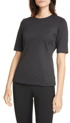 Theory Fitted Houndstooth Shell