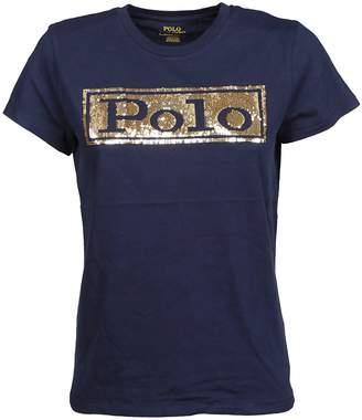 Ralph Lauren Sequined T-shirt
