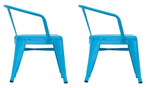 Pillowfort Industrial Kids Activity Chair (Set of 2) 19