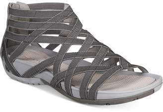 Bare Traps Samina Gladiator Sandals $59 thestylecure.com