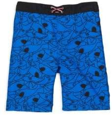 Appaman Little Boy's & Boy's Palm Beach Swim Trunks