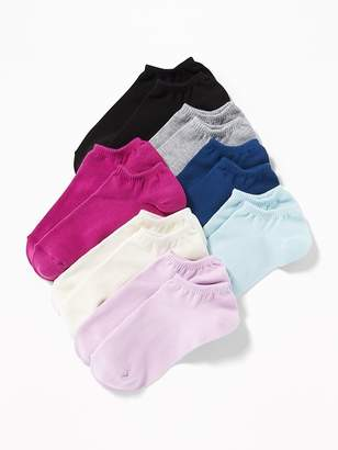 Old Navy Ankle Socks 7-Pack for Women