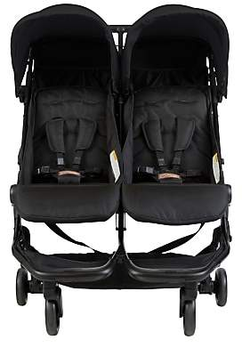 Mountain Buggy Nano Duo Pushchair, Black