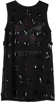 McQ Sleeveless Dress With Sequins