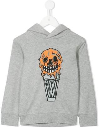 Stella McCartney Arrow print hoodie