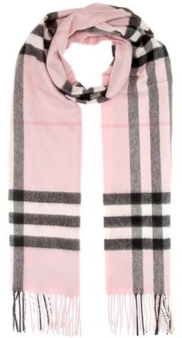 Burberry Burberry Cashmere scarf