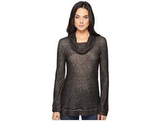 Splendid Pacific Grove Knit Top Women's Long Sleeve Pullover