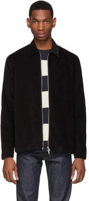 Norse Projects Black Cord Jens Jacket