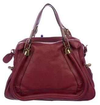 Chloé Small Paraty Bag Red Chloé Small Paraty Bag