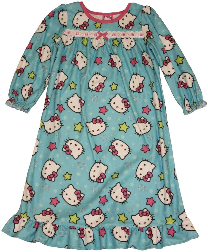Hello Kitty L/S Gown