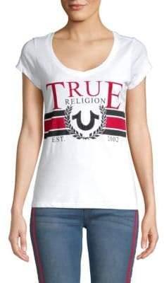 True Religion Vintage Logo Tee