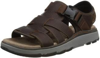 Clarks Men's Un Trek Cove Sling Back Sandals