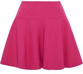RED Valentino Flared Cady Mini Skirt