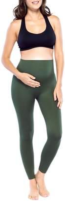 Electric Yoga Textured Leggings (Maternity)