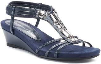Croft & Barrow Manor Women's Wedge Sandals