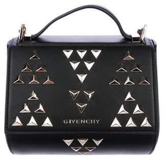 Givenchy Studded Pandora Box Satchel