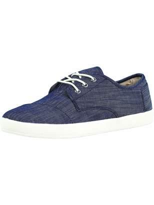 Toms Men's Paseo Herringbone Woolen Ankle-High Flat Shoe - 9.5M