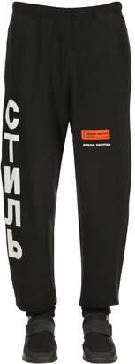 Ctnmb Slim Fit Cotton Sweatpants