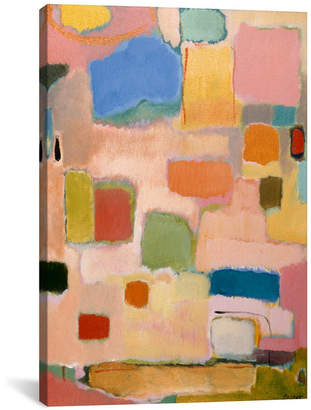 "iCanvas Color Essay With Pink"" By Kim Parker Gallery-Wrapped Canvas Print - 18"" x 12"" x 0.75"""