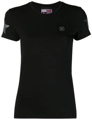 Plein Sport star print T-shirt