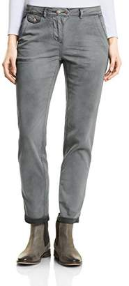 Cecil Women's 3721 New York SS Trousers,(Manufacturer Size: 28)