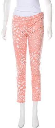 Armani Jeans Mid-Rise Skinny Pants w/ Tags