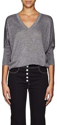 Derek Lam Women's Ezme Cashmere-Silk Sweater