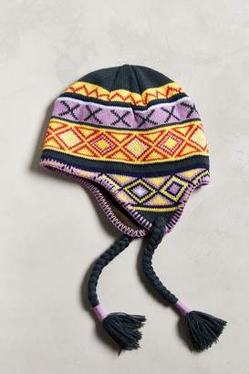 Urban Outfitters Patterned Ski Hat