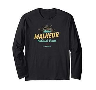 Malheur National Forest Oregon Long Sleeve Shirt
