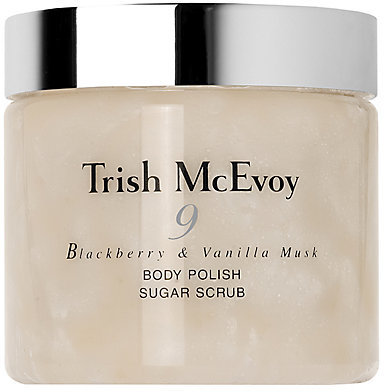 Trish McEvoy Blackberry & Vanilla #9 Sugar Scrub/18.5 oz.