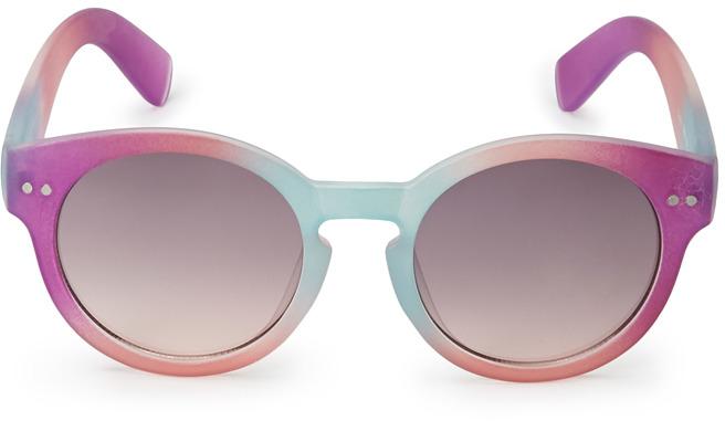 Forever 21 F1810 Matte Round Sunglasses