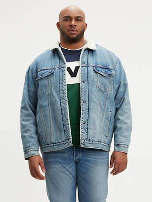 Levi's The Sherpa Trucker Jacket (Big & Tall)