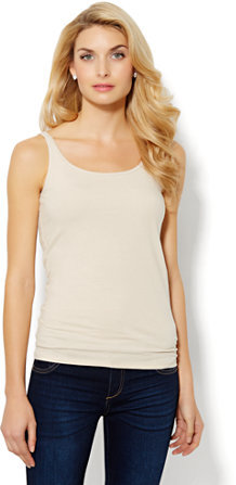New York & Co. Solid Camisole