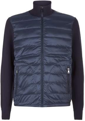 Ralph Lauren Purple Label Chairman Quilted Knit Jacket