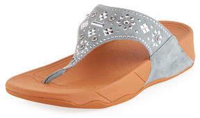 FitFlop Lulu Studded Thong Sandal