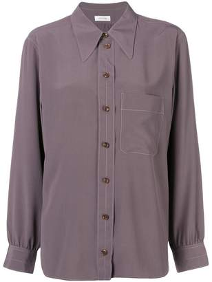 Lemaire loose fit longsleeved shirt