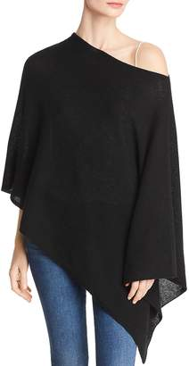 C by Bloomingdale's One-Shoulder Lightweight Cashmere Poncho - 100% Exclusive