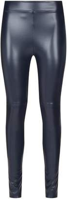 Wolford Leather Look Leggings