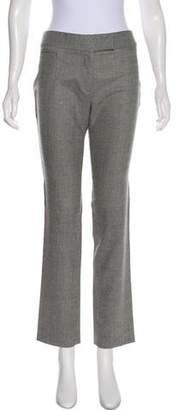 Peter Som Wool Straight Pants