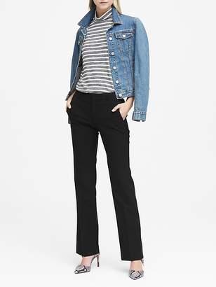 Banana Republic Logan Trouser-Fit Lightweight Wool Pant