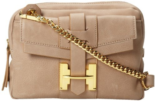 Halston Small Preppy Cross Body Bag