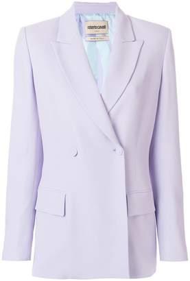 Roberto Cavalli double breasted jacket